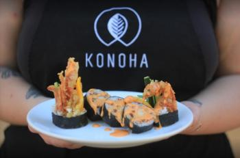 Konoha sushi bar & delivery